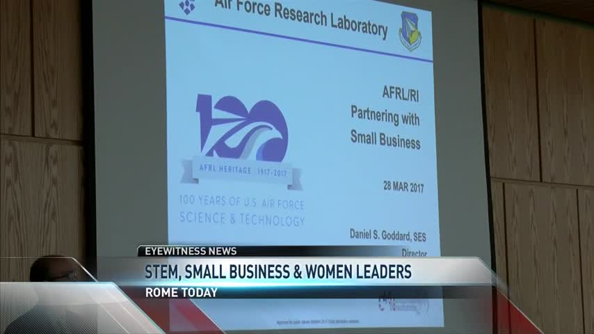 Small Business and Women Leaders in STEM_65981356