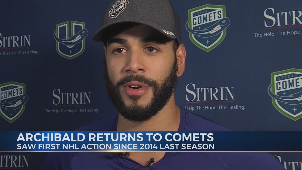 Archibald returns to Comets