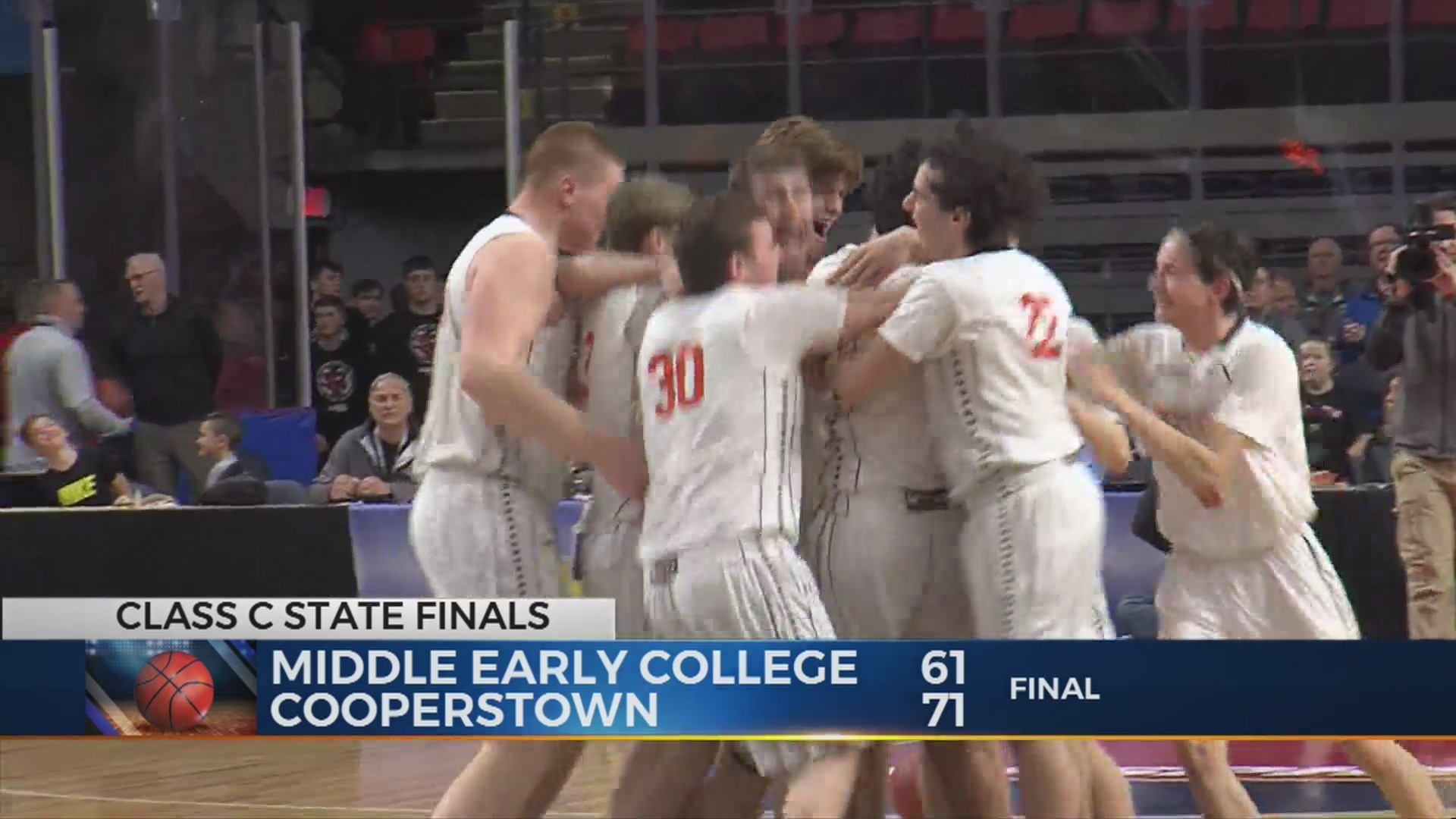 Cooperstown wins first ever state title