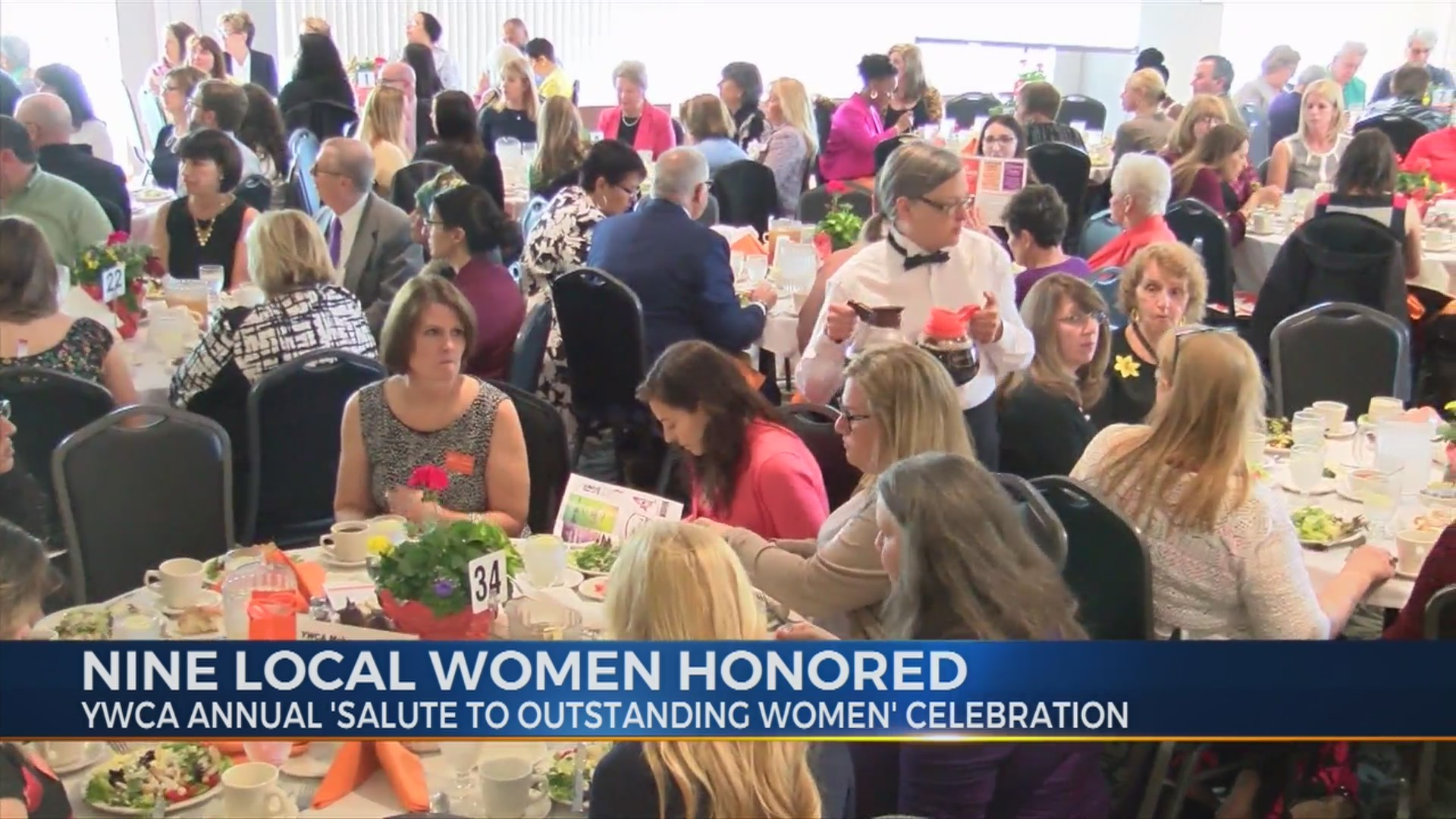 Nine Local Women Honored