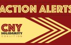 CNY Solidarity Action Alerts (Week of May 1)
