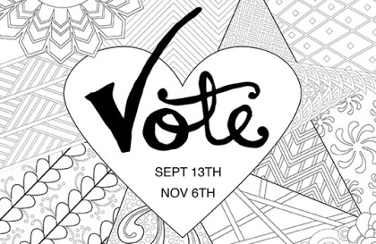 Vote September 13th | November 6th