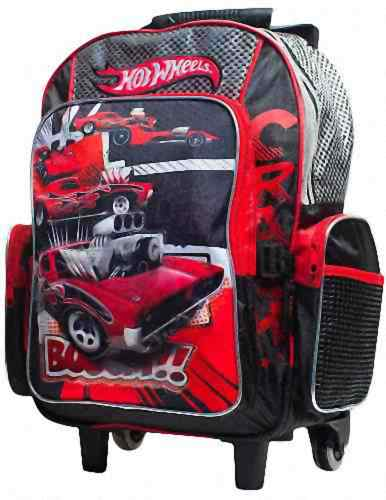 f8ea2199ed Mochila Hot Wheels Grande Carro Licencia Original Unica! » Mayorista ...
