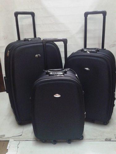 6900f6a1a Valija Viaje Premium Mediana 6 Ruedas 360 Nueva Candado Gtia ... valijas de  viaje