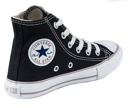 e230b87a8c0eb Converse All Star Bota Negra Niños Del 27 Al 34 » Mayorista de ropa