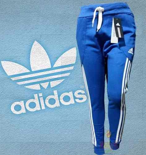 2c8af36653e68 Pantalon Jogging Mujer Babucha Adidas Joggineta Calza Dama ...
