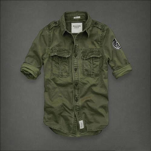 Camisas Abercrombie   Fitch Entalladas » Mayorista de ropa a822d074518b9