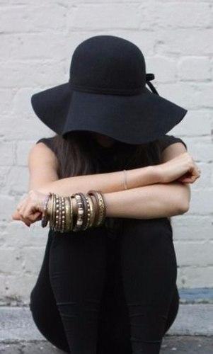 Capelina Fieltro Sombrero Mujer Otoño Tendencia » Mayorista de ropa 9ab664d6adb