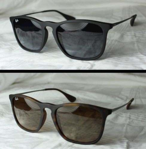 7d6acaae54 Ray Ban Chris 4187. Lentes De Sol Italianos Con 50% Of Erika ...