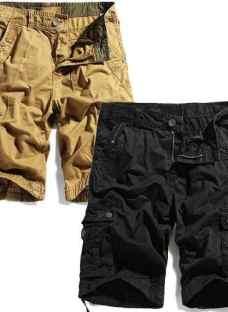 Bermudas Cargo Importdas Talles Especiles 36 Al 60 Jeans710
