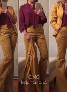 Blazers Saco Mujer Gabardina Estampados Lisos Importados