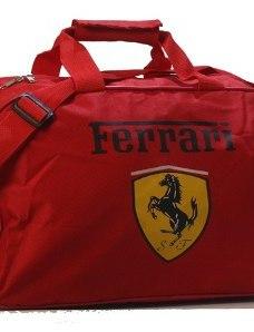 Bolso Ferrari Deportivo Gimnasio Viaje