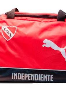 Bolso Independiente Rojo Puma Oficial Training 2017