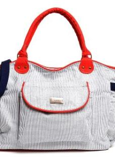 Bolso Maternal Gabardina Tommy Happy Little Moments
