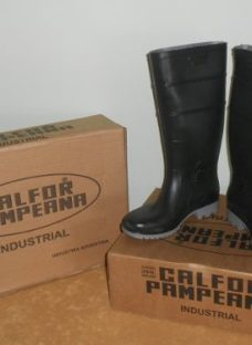 Botas De Lluvia - Calfor Pampeana Industrial