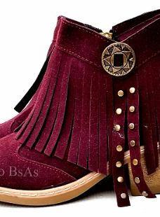 Botas Texas Botinetas Zapatos Charro  Mujer Nueva Temporada