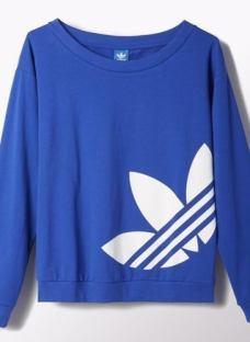 Buzos adidas Originals Light Logo Mujer Hoodie Sweater