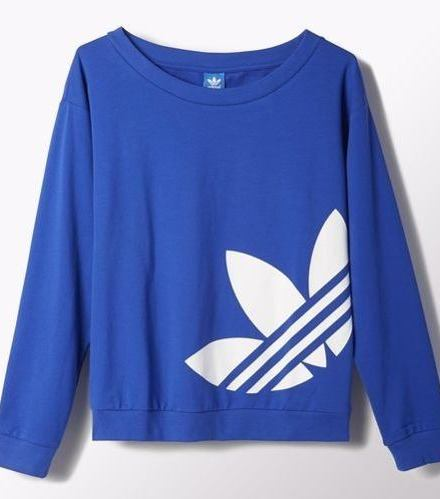 Buzos adidas Originals Light Logo Mujer Hoodie Sweater