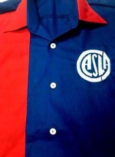 Camisa Retro San Lorenzo 1964