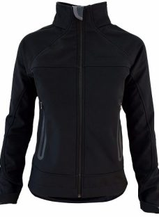 Campera Dama Soft Shell Neoprene Impermeable Makalu