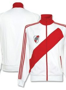 Campera De Salida Retro La Franja River Plate
