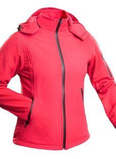 Campera Softshell  Mujer- Pro Ski- Decamperas- Talles 2 Al 7