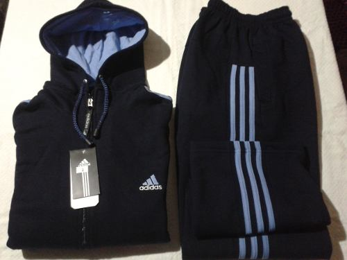 Mas Adidas Conjuntos C Xxxl Capucha Campera Pantalon Al S q4wCEUw