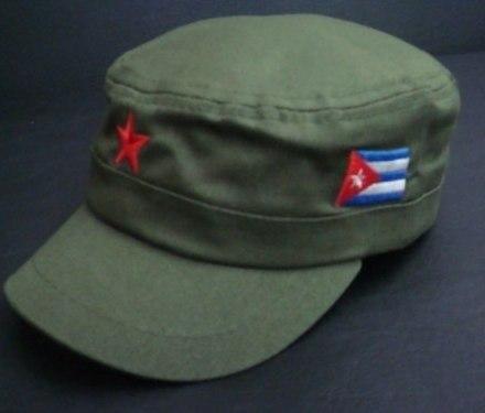Gorras Vera Navarro Modelo Militar El Che Guevara !!!