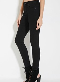 Jeans Forever 21 Mujer