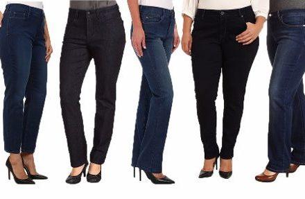 Jeans Rectos Y Chupines Talles Grandes Hasta El 60