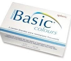 Lentes Waicon Basic Colours