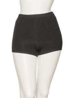 Mini Shorts 100% Lycra Fluo Brillantes Calzas Por Talles