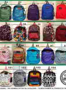 Mochila Jansport Superbreak Original Garantia Estampada Lisa