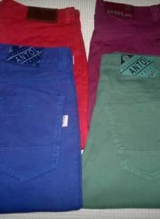 Pantalon Jeans Chupin Nenes - Jeans Antol- Talles 8- 10 Y 14