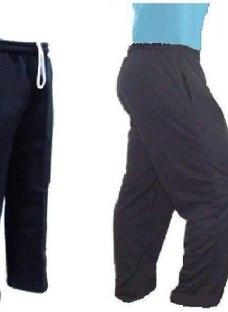 Pantalones Joggins De Algodon Unisex Talles Grandes Xxl- 4xl