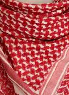 Pañuelos Palestinos Originales. Kufiyyas Shemagh Arabes.