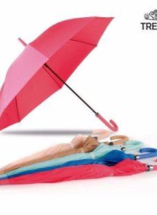 Paraguas Largo Para Dama Trendy Muy Buena Calidad 6005