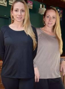 Remera Lisa Mujer Talles Grandes 8
