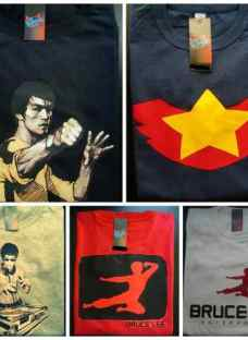 Remeras Bruce Lee Dragon Artes Marcial Movie |mr Korneforos|