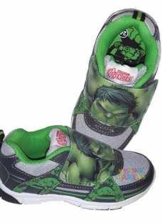 Zapatillas Atomik Vengadores Capitan America Hulk Mundomania