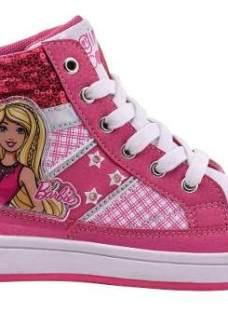 Zapatillas Barbie Con Luces Footy #810 #811 Mundo Manias