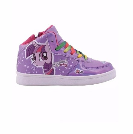 Zapatillas Botitas Footy My Little Pony Con Luces