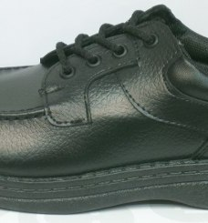 Zapatos Colegial Super Confort Suela De Goma Vigilador