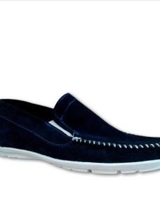 Zapatos Mocasines Gamuza