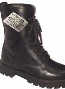 Borceguies Clasicos De Cuero Cosido Tactico Militar Policial
