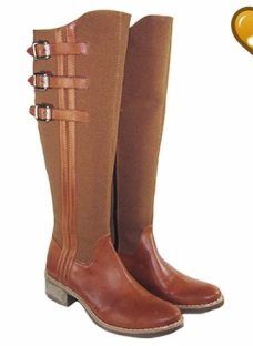 Bota De Montar Caña Alta 35-41 Model Liz 3h De Shoes Bayres