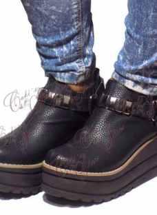 Botas De Mujer Botinetas Con Plataforma 2017 De Cokis Shoes