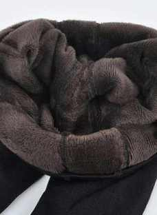 Calzas Térmica Con Corderito Ideal Bajas Temperatura
