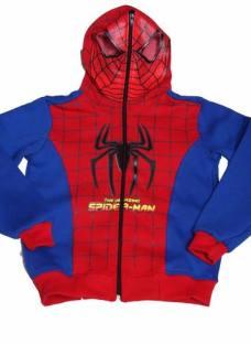 Campera Mascara Spiderman Paw Patrol Dragonball Pjmask Y Mas