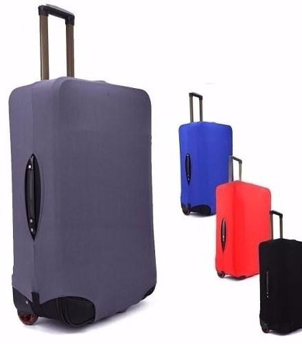 Funda De Valijas Grandes Travel Tech Colores Originales Gtia